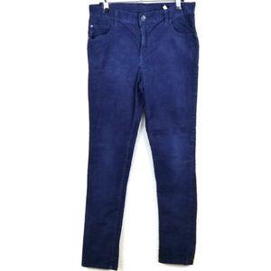 H&M Corduroy Pants Navy for Kids